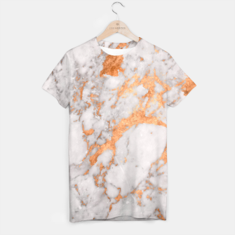 Thumbnail image of Copper Marble T-shirt, Live Heroes