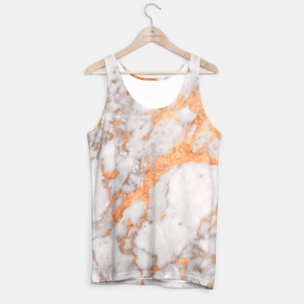 Thumbnail image of Copper Marble Tank Top, Live Heroes
