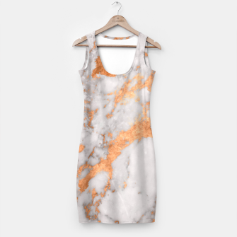 Thumbnail image of Copper Marble Simple Dress, Live Heroes