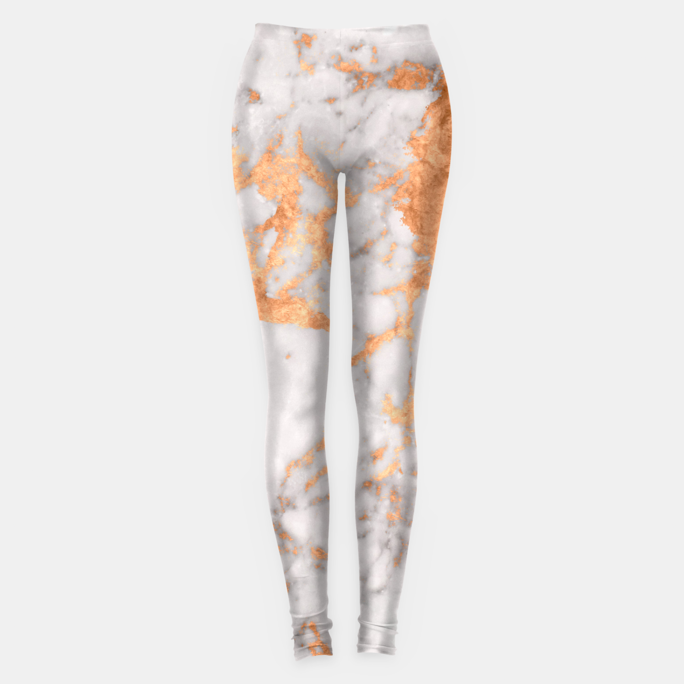 Image of Copper Marble Leggings - Live Heroes