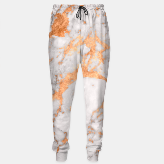 Thumbnail image of Copper Marble Sweatpants, Live Heroes