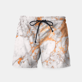 Copper Marble Swim Shorts thumbnail image