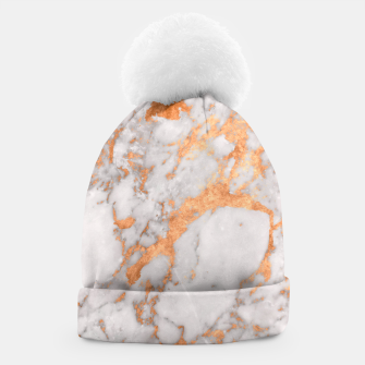 Copper Marble Beanie thumbnail image