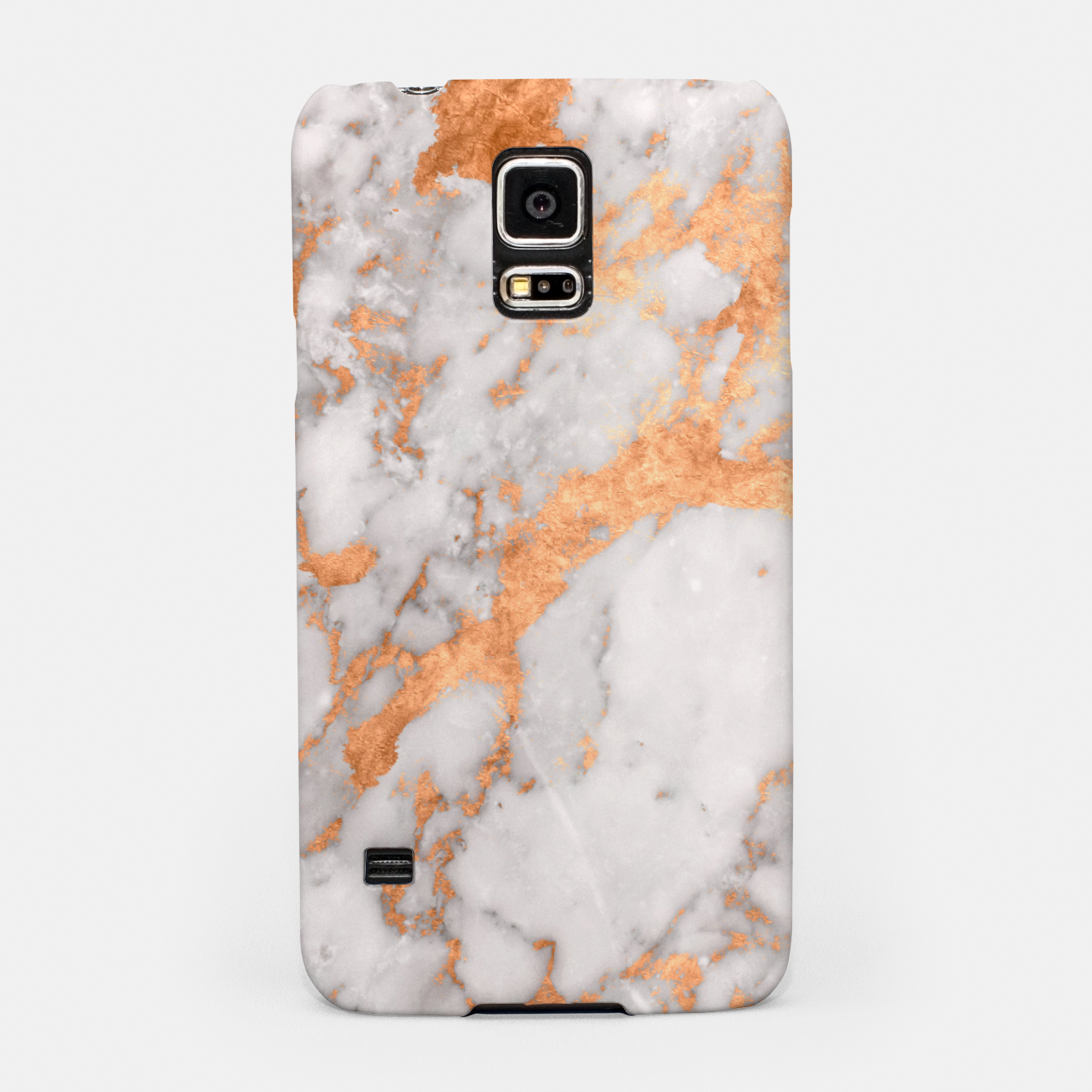 Image of Copper Marble Samsung Case - Live Heroes