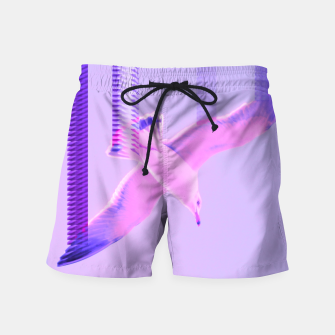Thumbnail image of Nudge the Seagull Swim Shorts, Live Heroes
