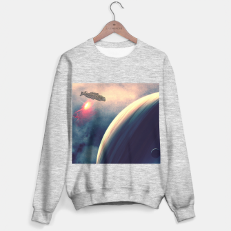 Thumbnail image of Excursion through time Sweater regular, Live Heroes