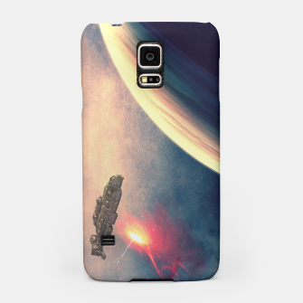 Thumbnail image of Excursion through time Samsung Case, Live Heroes