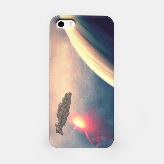 Thumbnail image of Excursion through time iPhone Case, Live Heroes
