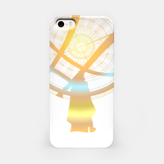 Thumbnail image of THE DOCTOR IS STRANGE  iPhone Case, Live Heroes