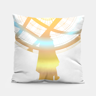 Thumbnail image of THE DOCTOR IS STRANGE  Pillow, Live Heroes