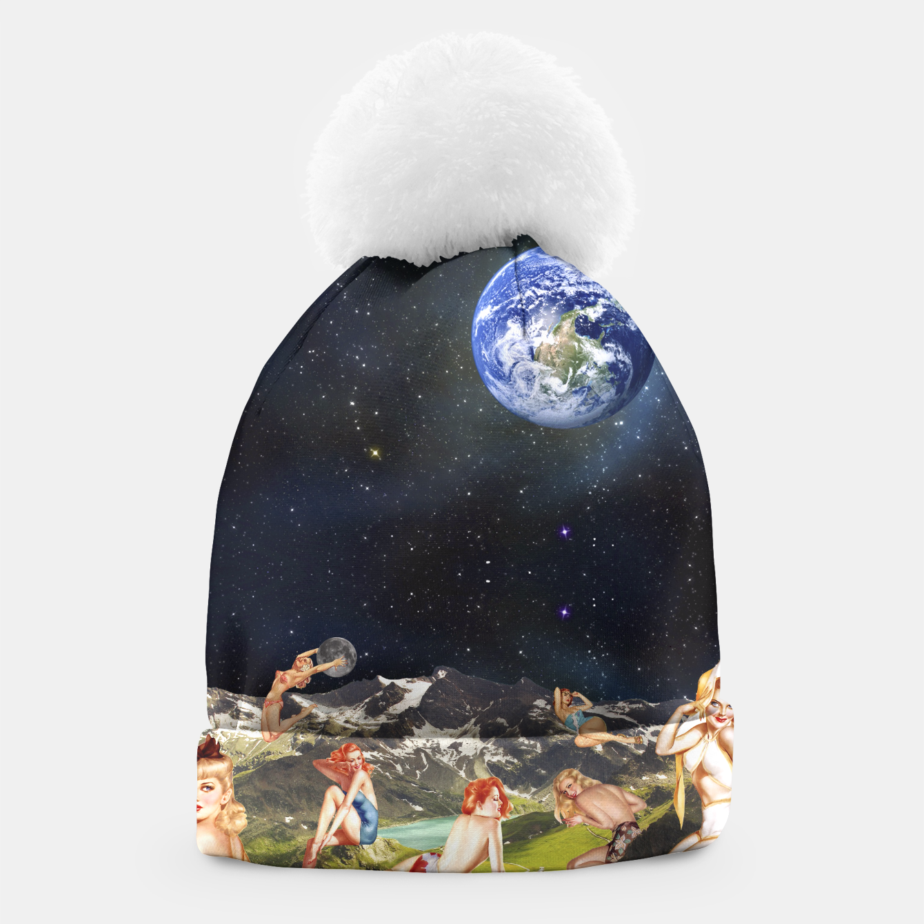 Image of THE SECRET PLANET Beanie - Live Heroes 5db251810a3