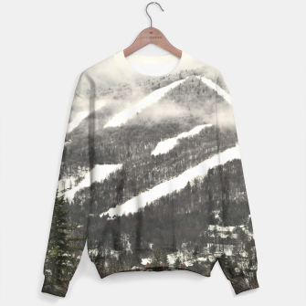 Snow Mountain Landscape Sweater thumbnail image