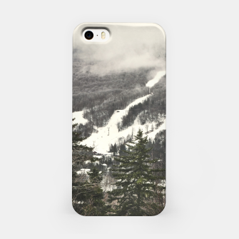Thumbnail image of Snow Mountain Landscape iPhone Case, Live Heroes