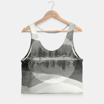 Thumbnail image of Rocky Mountain Crop Top, Live Heroes