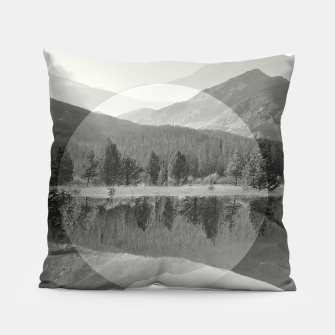 Thumbnail image of Rocky Mountain Pillow, Live Heroes