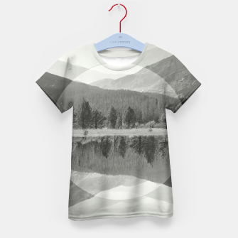 Thumbnail image of Rocky Mountain Kid's T-shirt, Live Heroes