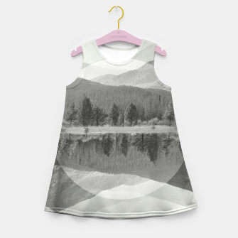 Thumbnail image of Rocky Mountain Girl's Summer Dress, Live Heroes