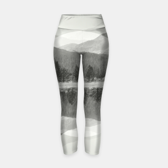 Thumbnail image of Rocky Mountain Yoga Pants, Live Heroes