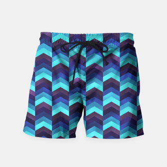 Thumbnail image of Up and hope Swim Shorts, Live Heroes