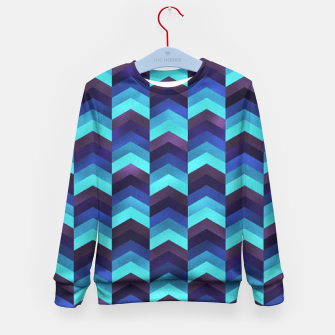 Thumbnail image of Up and hope Kid's Sweater, Live Heroes