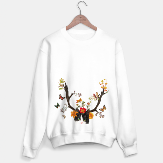 Thumbnail image of CAT HORNS Sweater regular, Live Heroes