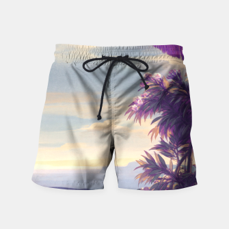 Portrait of Princess Leonilla Swim Shorts thumbnail image