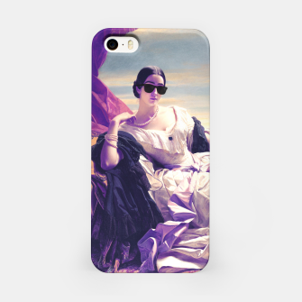 Thumbnail image of Portrait of Princess Leonilla iPhone Case, Live Heroes