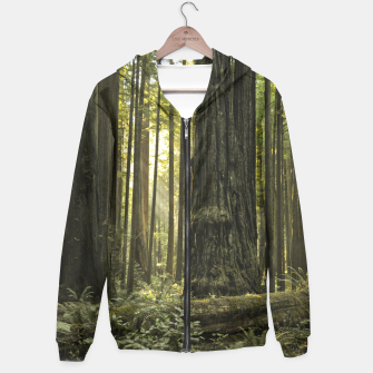 Into the woods Hoodie thumbnail image