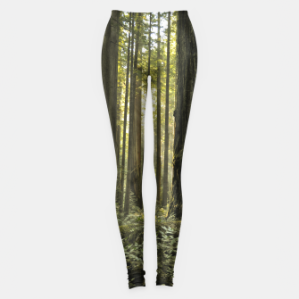 Thumbnail image of Into the woods Leggings, Live Heroes