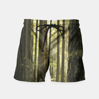 Into the woods Swim Shorts thumbnail image