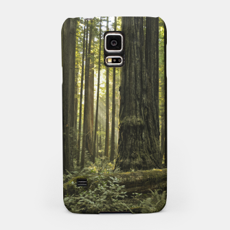 Into the woods Samsung Case thumbnail image