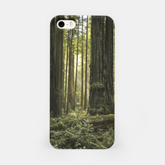 Into the woods iPhone Case thumbnail image