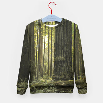 Into the woods Kid's Sweater thumbnail image