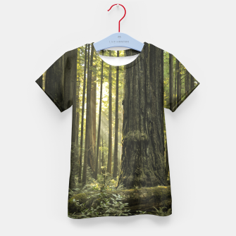 Into the woods Kid's T-shirt thumbnail image