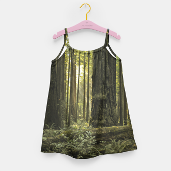 Thumbnail image of Into the woods Girl's Dress, Live Heroes