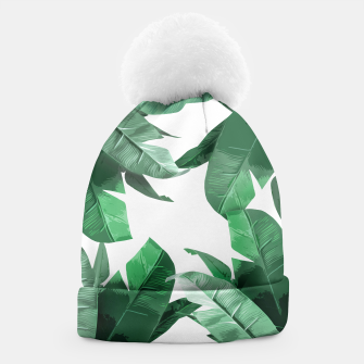Thumbnail image of Tropical Palm Beanie, Live Heroes