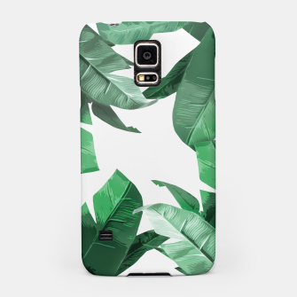 Thumbnail image of Tropical Palm Samsung Case, Live Heroes
