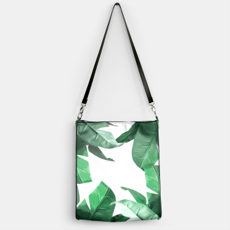 Thumbnail image of Tropical Palm Handbag, Live Heroes