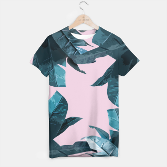 Thumbnail image of Tropical Palm #2 T-shirt, Live Heroes