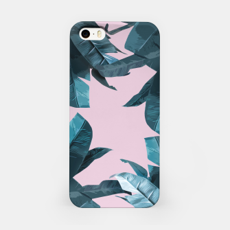 Thumbnail image of Tropical Palm #2 iPhone Case, Live Heroes