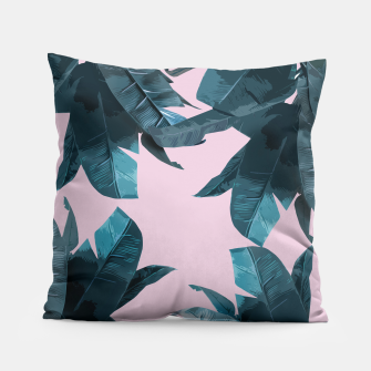 Thumbnail image of Tropical Palm #2 Pillow, Live Heroes