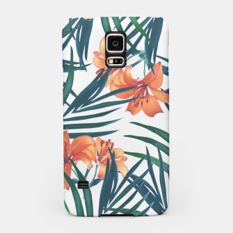 Thumbnail image of Tropical Lilies Samsung Case, Live Heroes