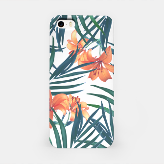 Tropical Lilies iPhone Case thumbnail image