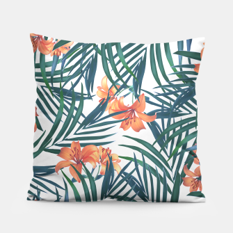 Tropical Lilies Pillow thumbnail image
