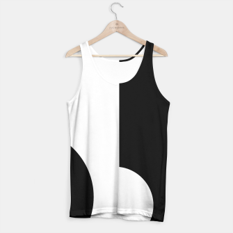 Thumbnail image of Out of Shape Tank Top, Live Heroes