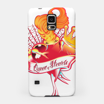 Thumbnail image of Queen of Hearts Carcasa por Samsung, Live Heroes