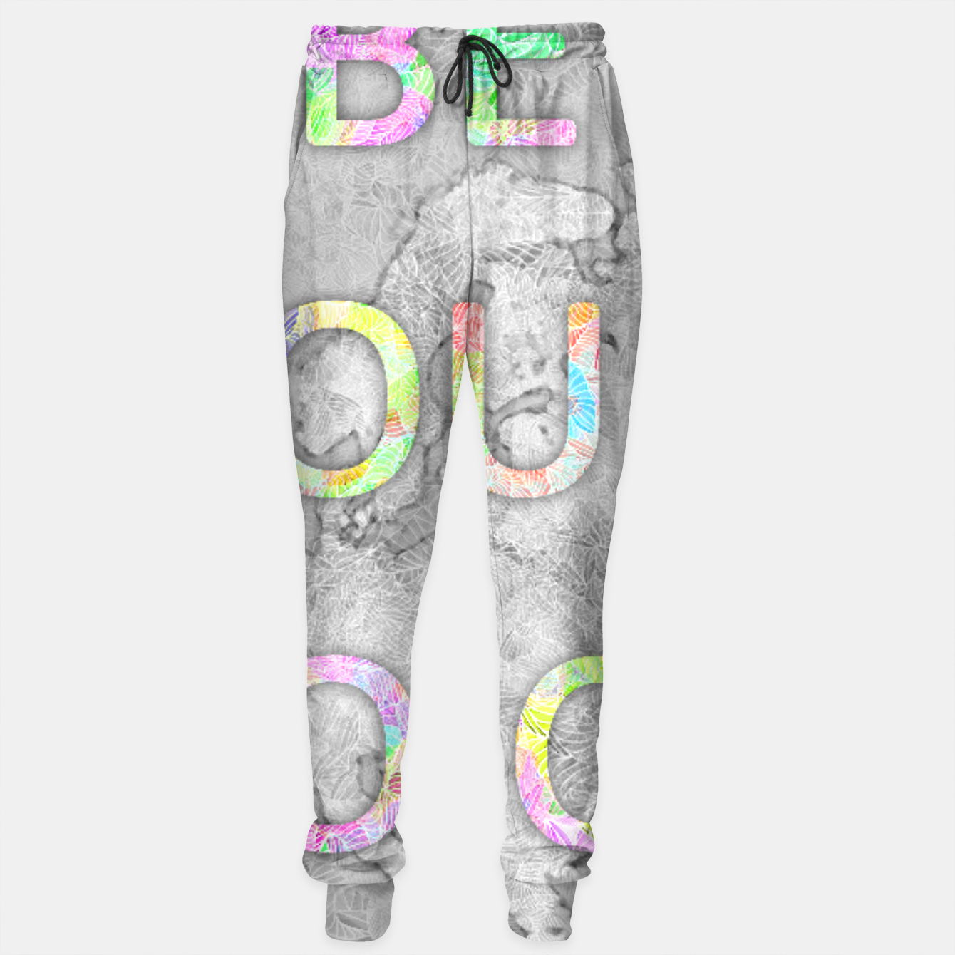 Image of byi_byv Sweatpants - Live Heroes