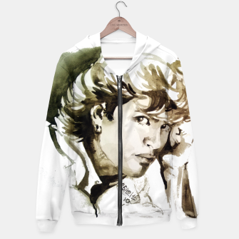 Thumbnail image of George Michael young memories Hoodie, Live Heroes