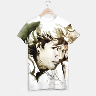 Thumbnail image of George Michael young memories T-shirt, Live Heroes