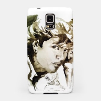 Thumbnail image of George Michael young memories Samsung Case, Live Heroes